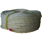 4mm Silver Rope 250m Coil
